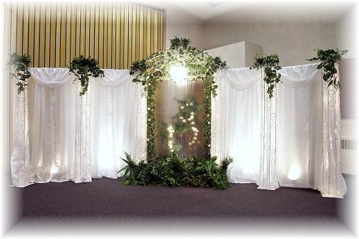 Wedding Decorations In Utah